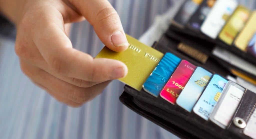 Usando o cartão de crédito em Viña del Mar