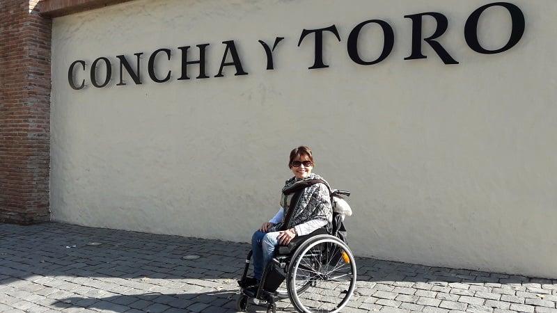 Pontos turísticos para deficientes físicos em Santiago