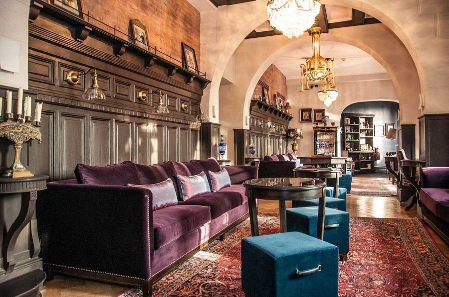Hotel de Luxo Boutique Castillo Rojo em Santiago do Chile