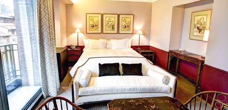 Hotel de Luxo The Singular Santiago Lastarria em Santiago do Chile