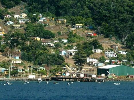 Ilha Robson Crusoe