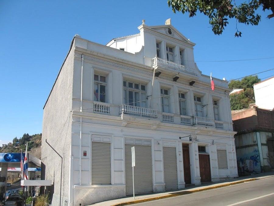 Visitar o Villa Victoria no inverno em Valparaíso