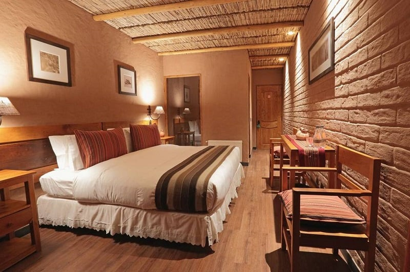Hotéis de luxo em San Pedro de Atacama