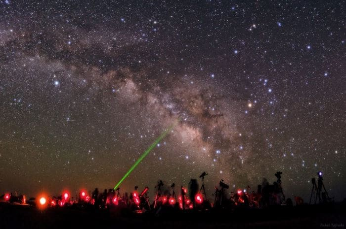 Tour Astronômico em San Pedro de Atacama