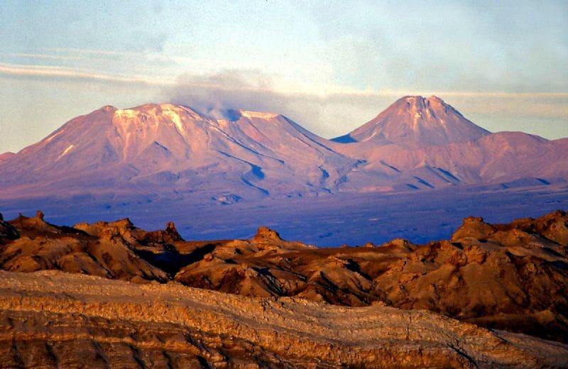 Vulcões, San Pedro de Atacama