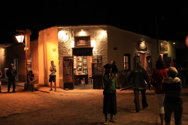 Dia 1 em San Pedro de Atacama