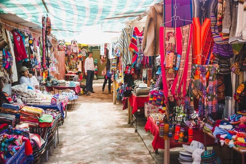 Compras em San Pedro de Atacama