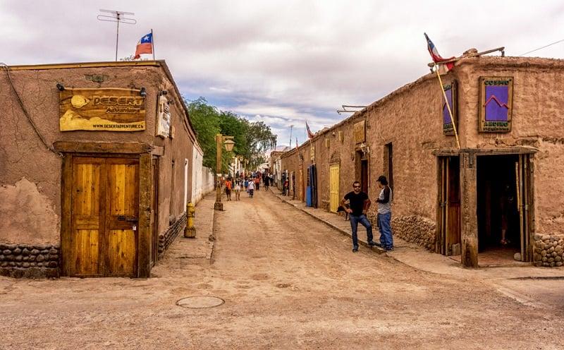 Passeios românticos em San Pedro de Atacama
