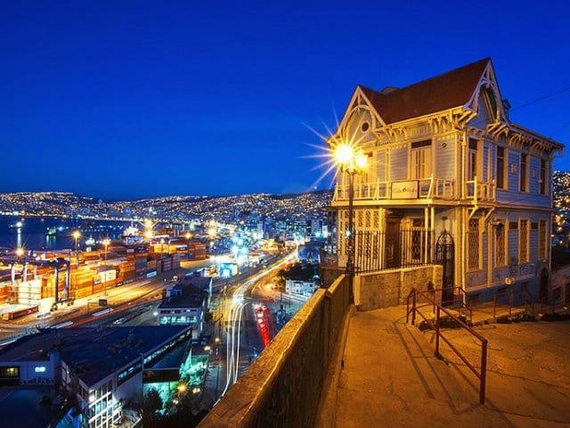 Onde ficar em Valparaíso: Melhores regiões