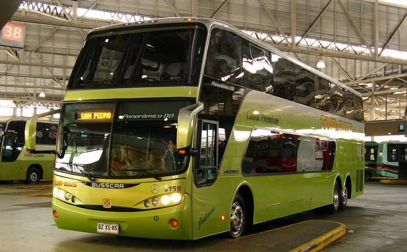 Como ir de ônibus do Aeroporto El Loa até o centro de San Pedro de Atacama
