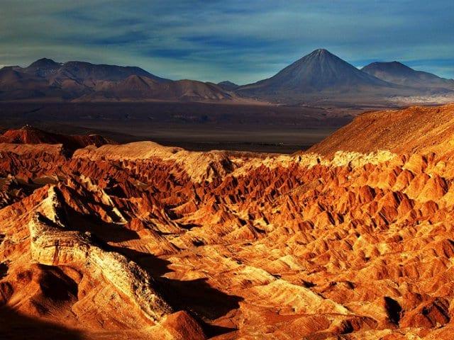 Clima e temperatura em San Pedro de Atacama