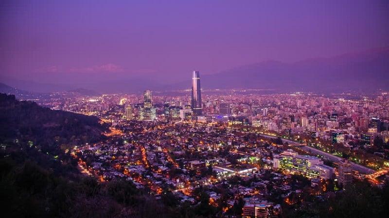 Clima em Santiago no mês de janeiro