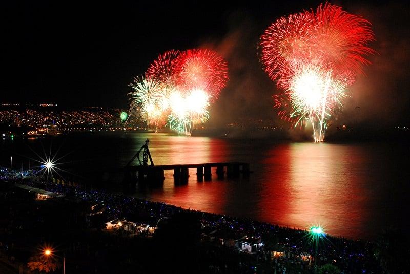 Visitar Valparaíso e Viña del Mar no mês de janeiro