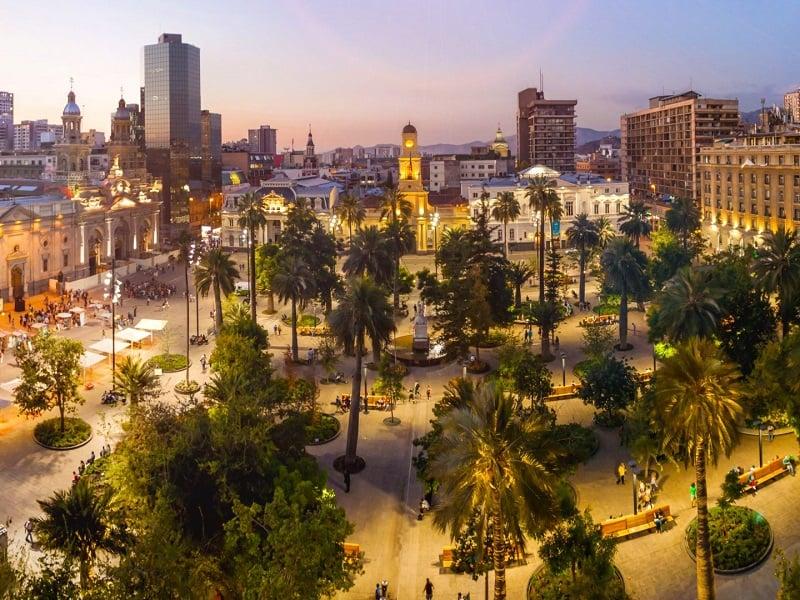 Ingressos para atrações em Santiago