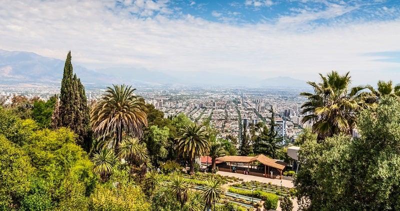 Como é o City Tour em Santiago