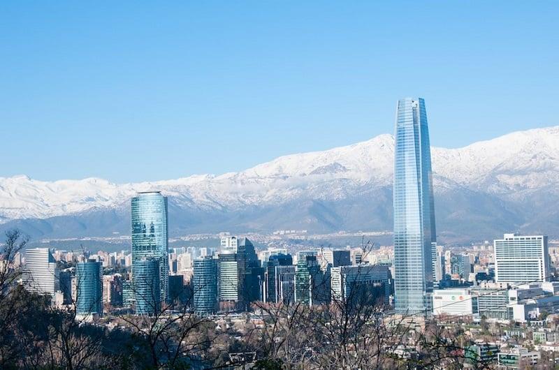 Clima em Santiago no mês de junho