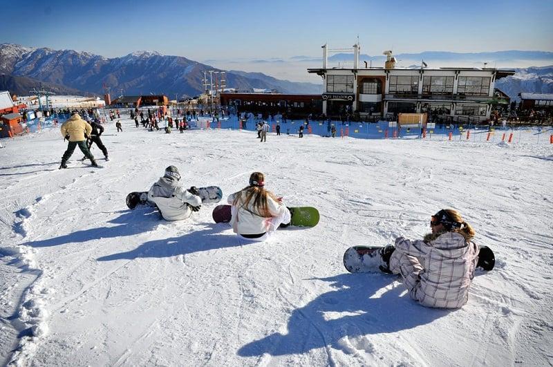 O que fazer na excursão para esquiar em Santiago
