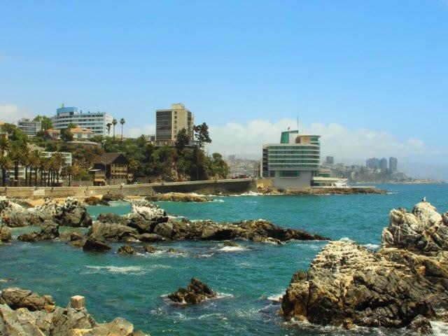 Como enviar dinheiro para Valparaíso