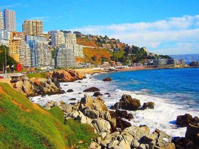 Fuso horário em Valparaíso x Brasil
