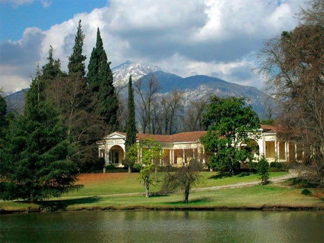 Vinícolas em Santiago do Chile