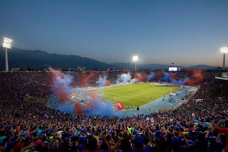 Esportes em Santiago do Chile