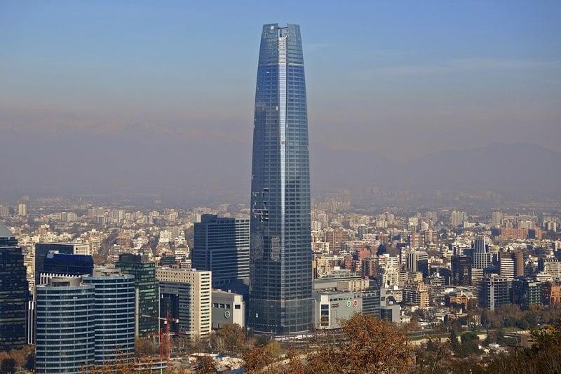 Mês de abril em Santiago