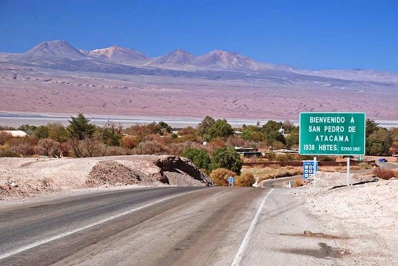Como ir do aeroporto até o centro de San Pedro de Atacama