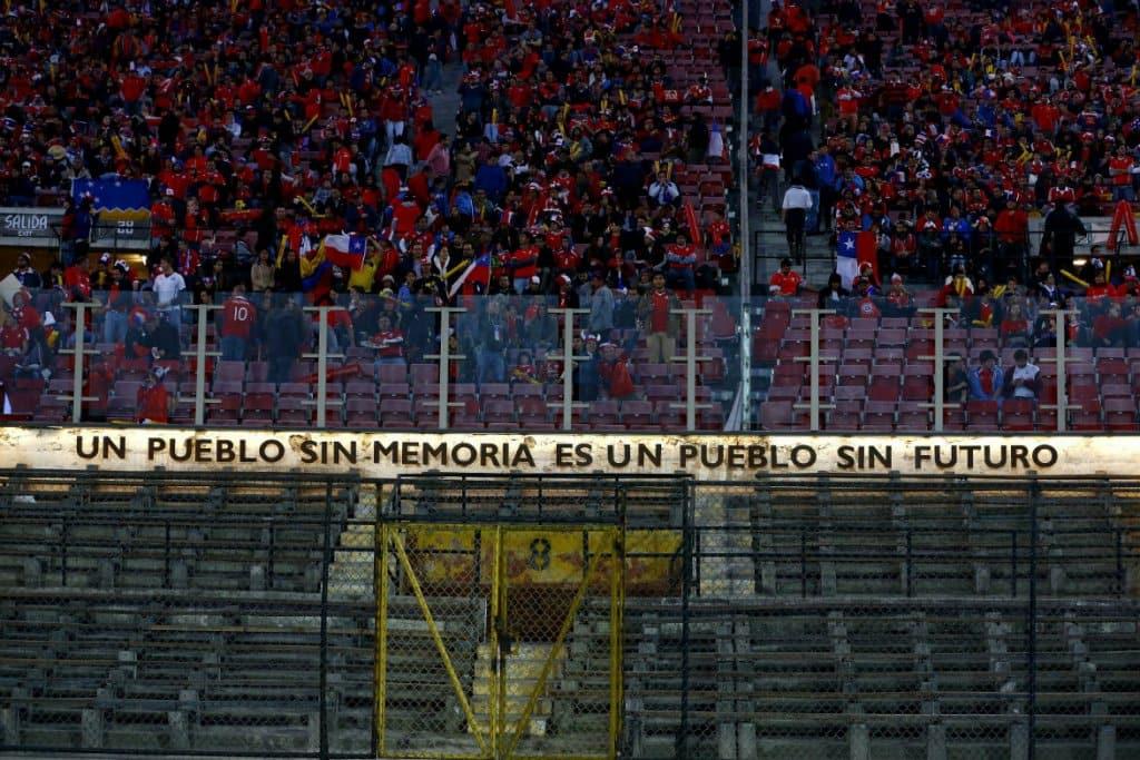 História do Estádio Nacional
