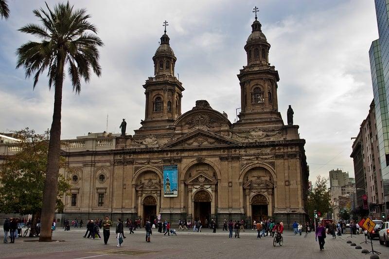 Mês de maio em Santiago