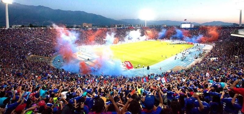 Visita ao Estádio Nacional