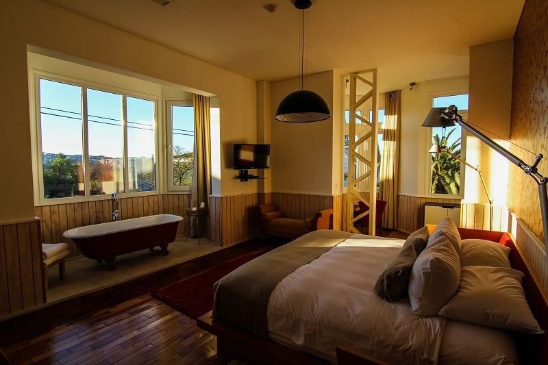 Hotéis de luxo em Valparaíso