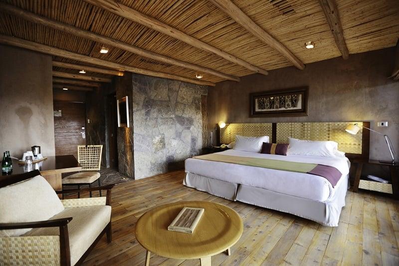 Hotel de luxo Cumbres em San Pedro de Atacama