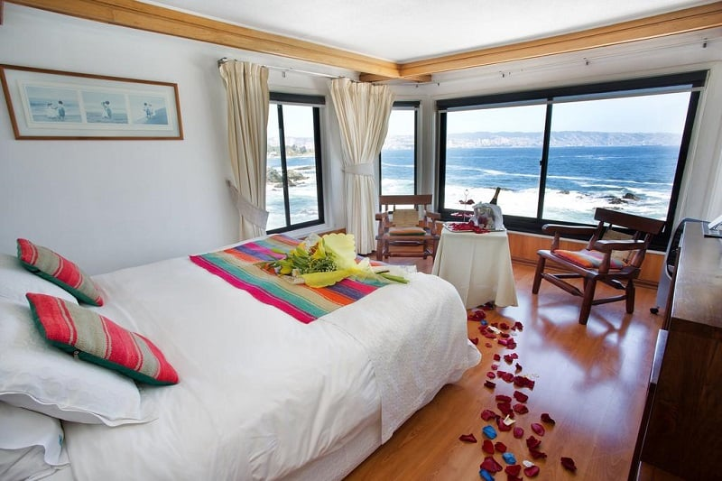 Hotel de luxo Hotel Oceanic em Viña del Mar