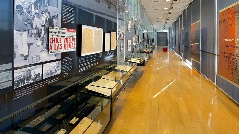 O que ver no Museu da Memória e dos Direito Humanos