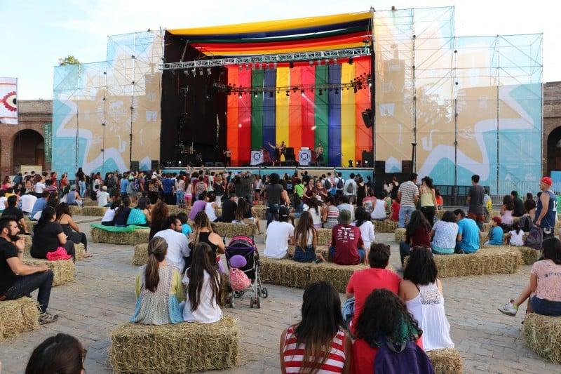 Festivais em Santiago do Chile