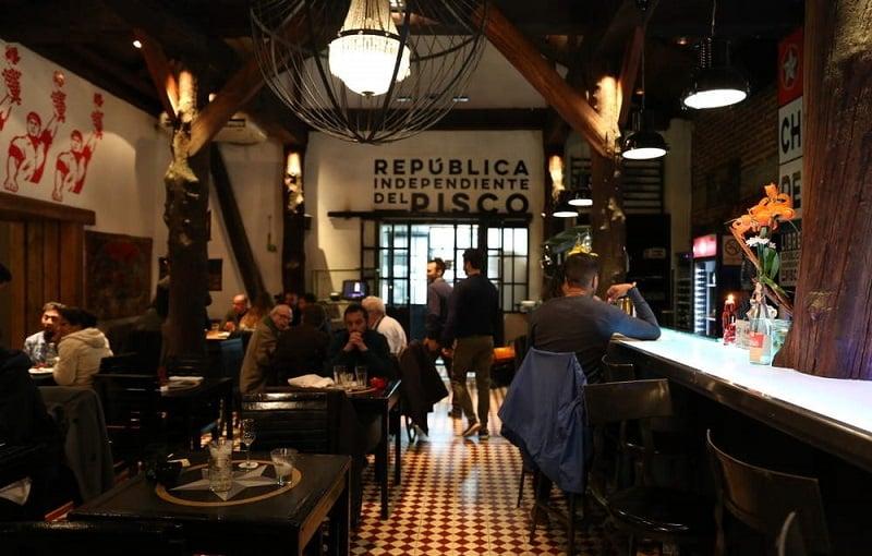 Restaurante Chipe Libre - República Indepiendente del Pisco