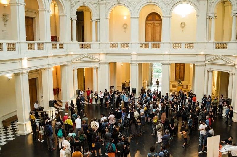 Visita ao Museu de Arte Contemporânea