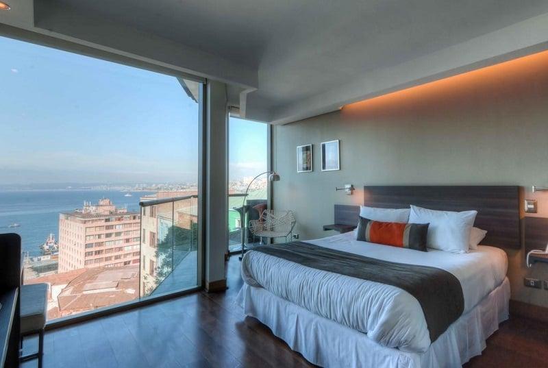 Hotéis para deficientes físicos em Valparaíso