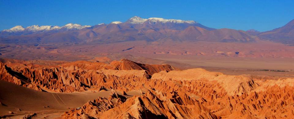 San Pedro de Atacama no Chile