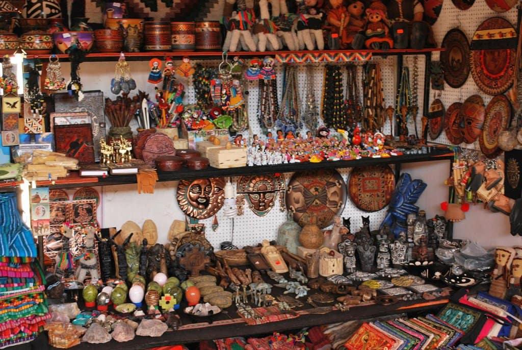 Onde comprar souvenirs em San Pedro do Atacama