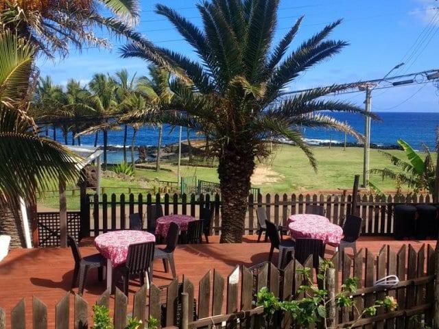 Hotéis bons e baratos na Ilha de Páscoa