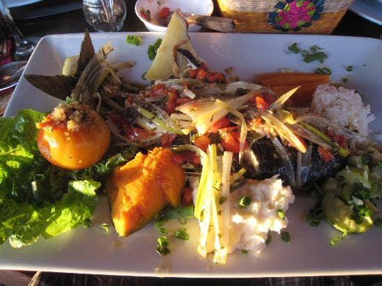 Restaurante La Taverne du Pecheur na Ilha de Páscoa