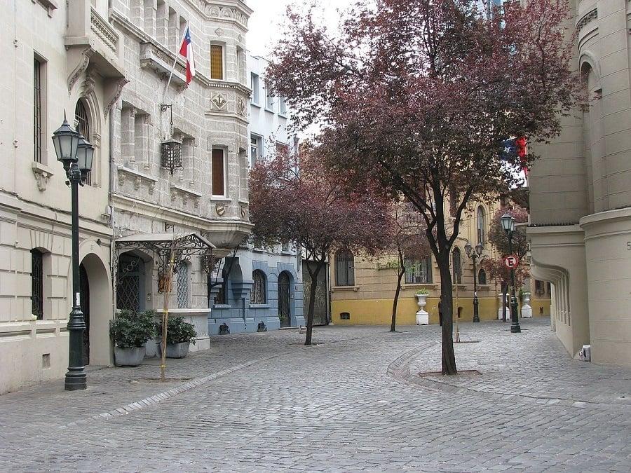 Calle Paris-Londres
