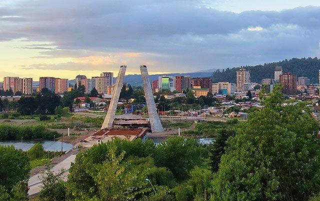 Onde ficar em Temuco: melhores regiões