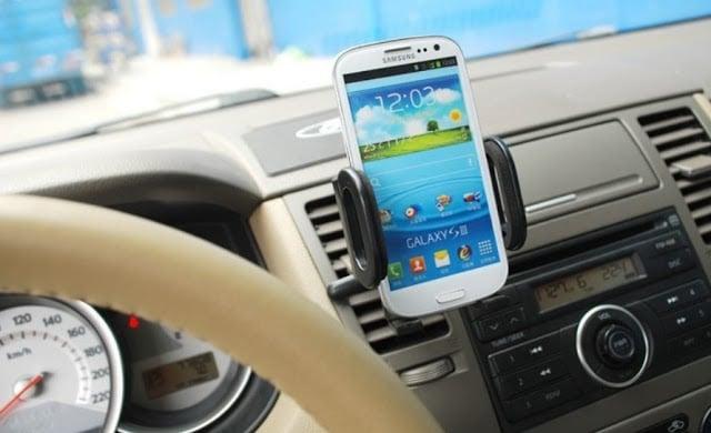 Usando o celular como GPS no Chile