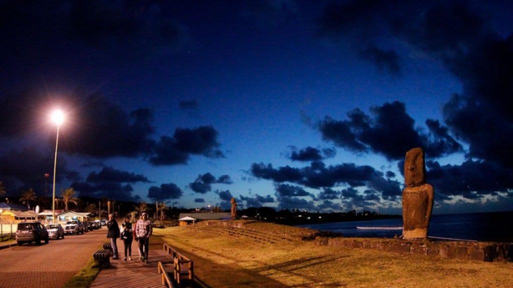 O que fazer a noite na Ilha de Páscoa