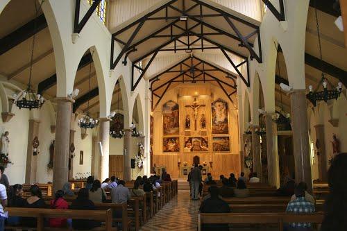 Catedral San Juan Bautista em Calama, no Chile