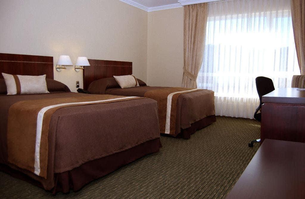 Quarto do Hotel Diego de Almagro em Temuco