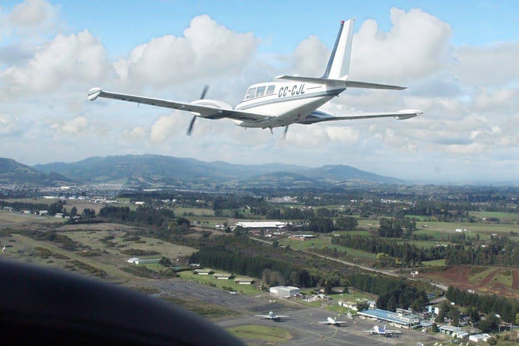 Quanto custa uma passagem aérea para Temuco