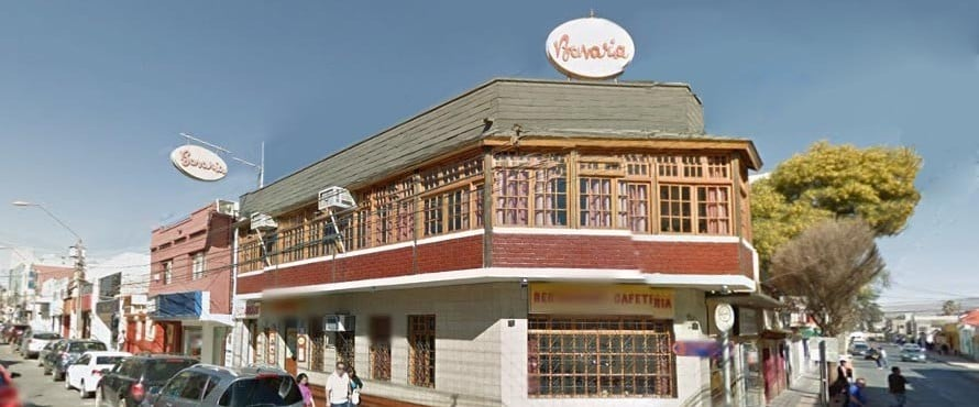 Restaurante Bavaria em Calama